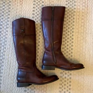 Frye Melissa riding boots - size 8.5